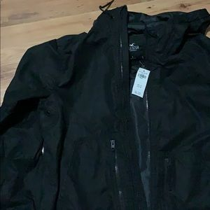 Small Hollister Jacket (new)
